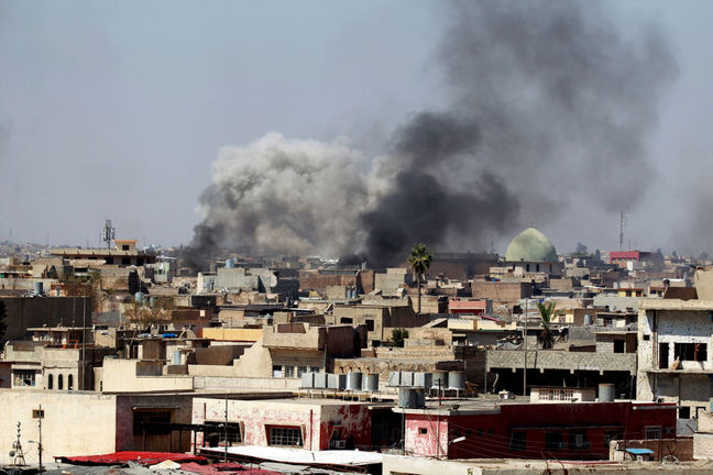 U.S. confirms coalition strike in Mosul district where dozens reported killed