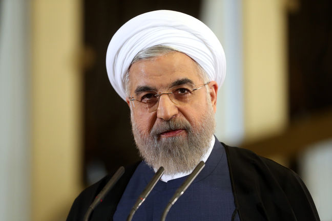 Iran says return of peace to Middle East possible
