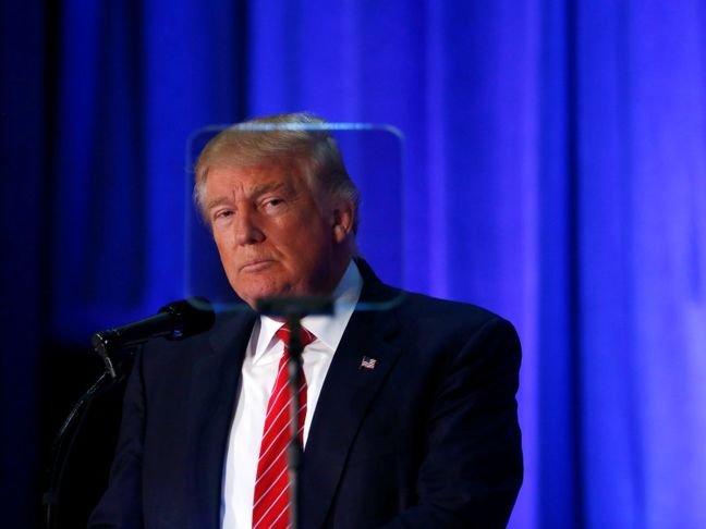 Trump promises to work with NATO to defeat Islamic State