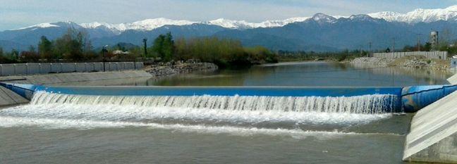 Rubber Dam Built in Kermanshah