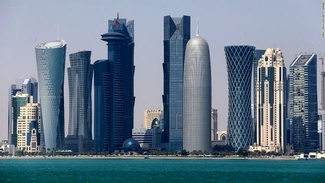 Qatar Financial Hub Looks Beyond Mideast to Grow Amid Standoff