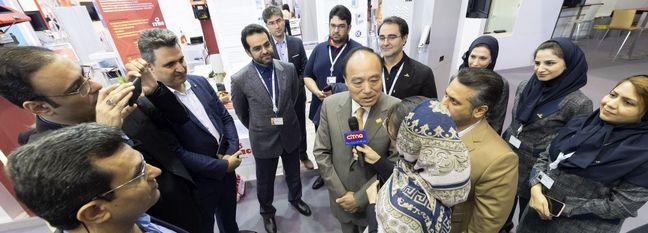 Iran at ITU Telecom World 2019