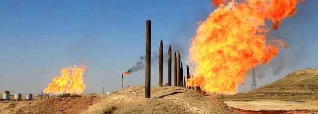 Less Flaring in Southwest Oilfield