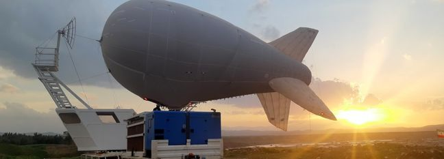 Iran Space Research Center to Build Com. Airship