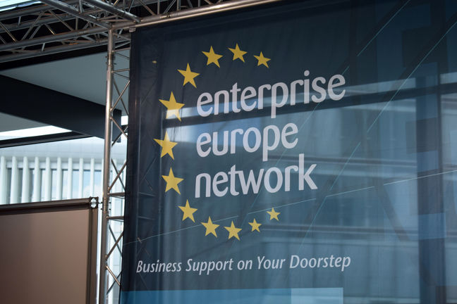 Iran Planning to Join Enterprise Europe Network
