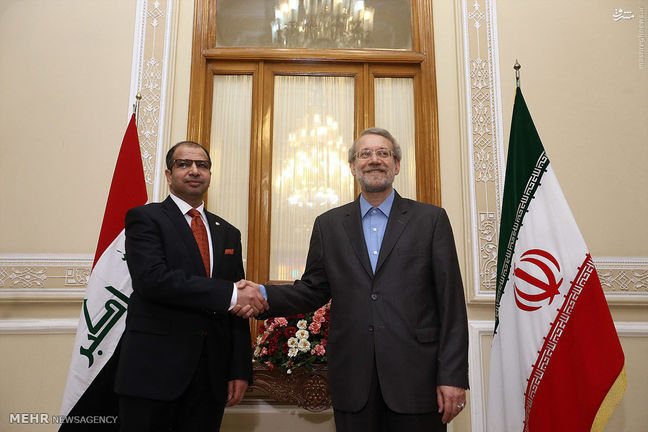 Iran, Iraq stress security, political stability in Mideast