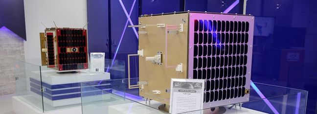 2 Iran-Made Satellites Pass Initial Tests