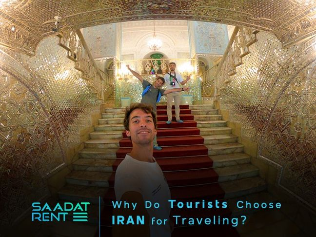 Why should you visit Iran once in your life?