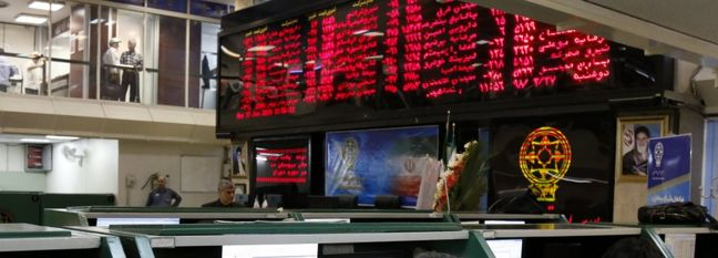 Tehran Stocks Set New Highs