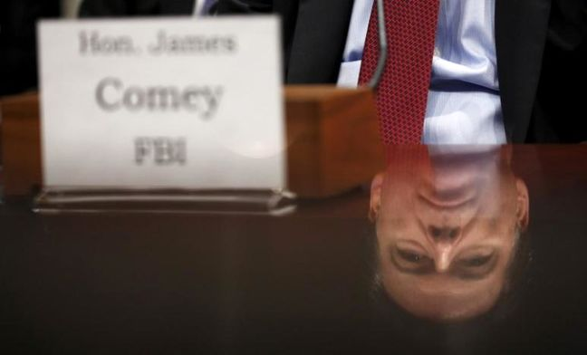 With a threat of 'tapes,' Trump tells ousted FBI chief not to talk to media