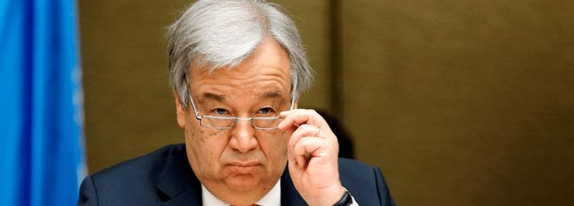 UN Chief Urges All-Out Push to Uphold JCPOA