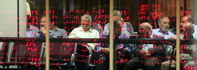 Tehran Stocks Slide as Punters Scramble