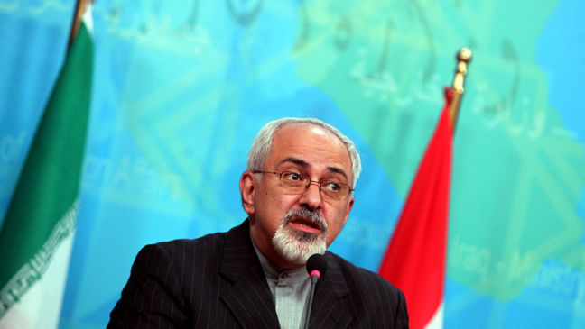 Middle East needs no more turmoil: Iran's Zarif
