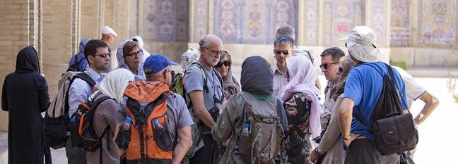 Iran Records 41% Increase in Foreign Tourist Arrivals
