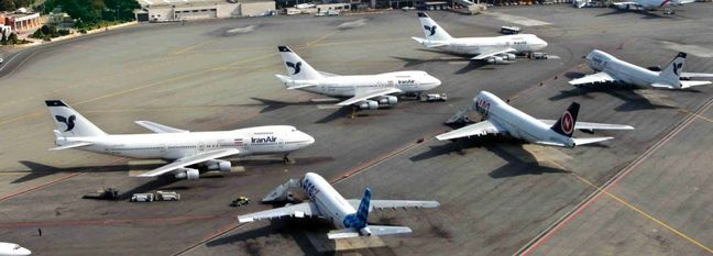 Iran Airport Traffic Reviewed