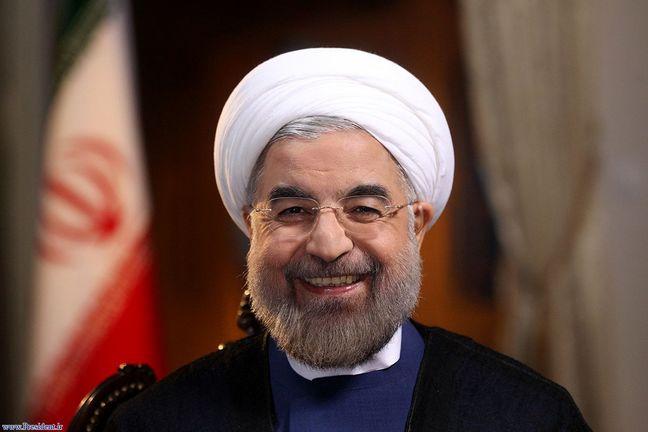 President Rouhani congratulates Olympics medal winner Kimia Alizadeh