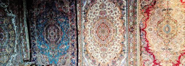 Drastic Decline in Handmade Carpet Exports