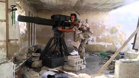 Russia calls U.S. move to supply Syria rebels weapons a hostile act: RIA