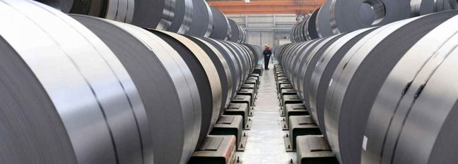 Iran Steel Exports Hit 5.4m Tons