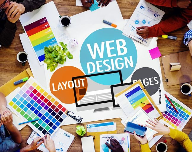 Everything about web design!