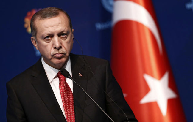 Erdogan Says He Doesn't Care What Europe Thinks About Turkey's Vote