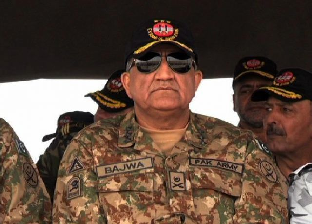 Pakistan PM Sharif names General Bajwa as new army chief