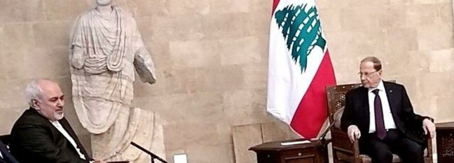 Zarif Offers Backing for New Lebanon Government