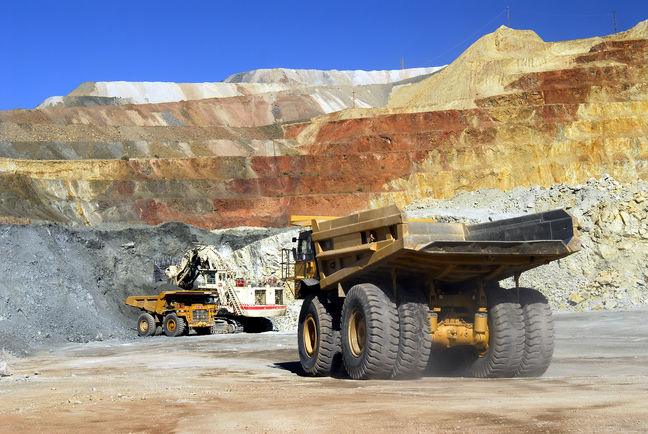 Iran's Mining Sector Expects Upturn as Sanctions Fade