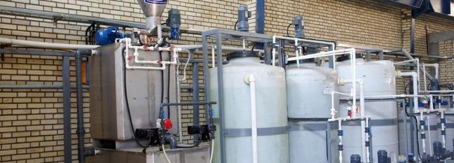 Water Treatment Plant for County in Kohkilouyeh-Boyer-Ahmad