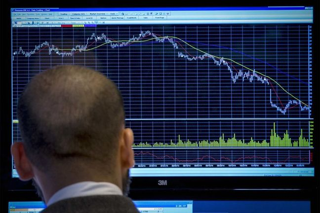 Bank stocks weigh on shares; Dow backs further from 20,000