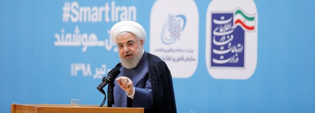 Rouhani: Social Media Have Become Barometer of State Legitimacy
