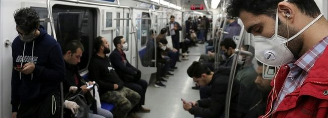 Jam-Packed Subway Trains Heighten Concerns About Covid-19 Spread