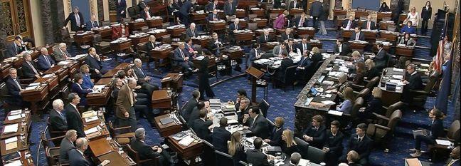 Senate Votes to Limit Trump's War Powers on Iran