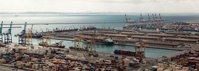 Iranian Port Operations Down 27%