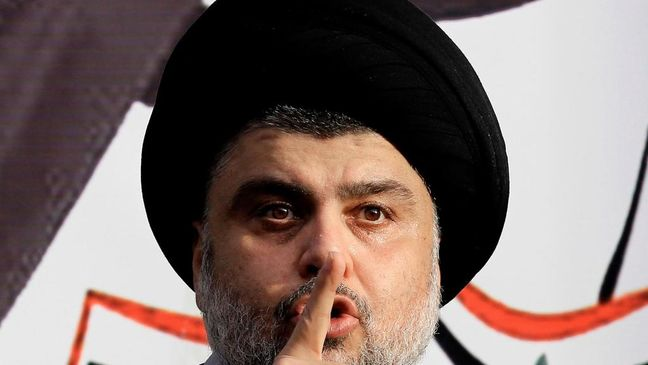 Cleric Moqtada al-Sadr's bloc wins Iraq election