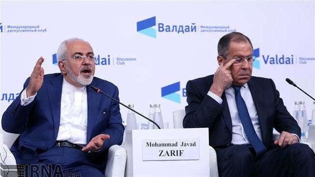 Russia role in Persian Gulf paradigm shift instrumental: Iran FM