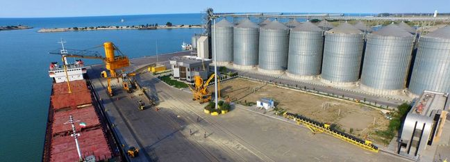 New Silo in Chabahar to Boost Grain Storage Capacity