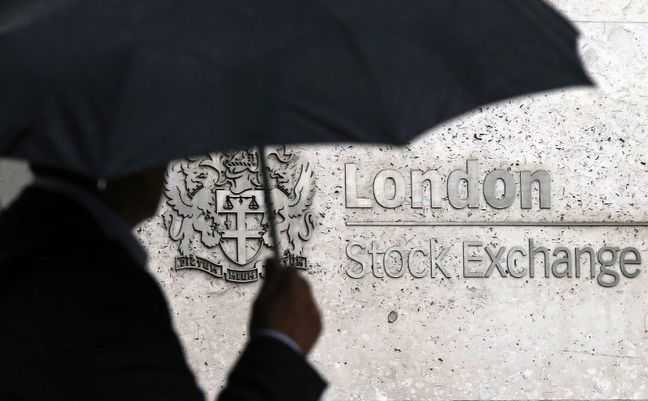 Stocks hit one-month high, dollar puts squeeze on gold