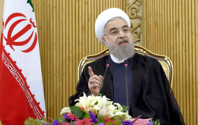 Pres. Rouhani sets calm, opening in foreign relations as his goals