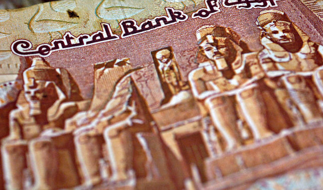 Africa's Next Big Devaluation Is Seen Unfolding in Egypt