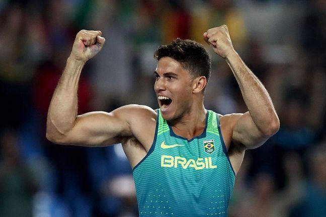 Soaring Da Silva is Brazil's new darling