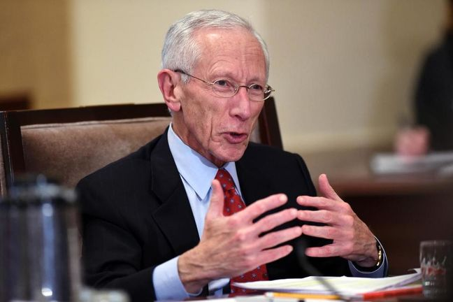 'Significant uncertainty' about fiscal policy under Trump: Fed's Fischer