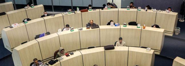 Tehran Shares Stuck in Negative Territory