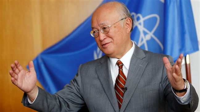 IAEA monitoring of Iran deal going on smoothly: Amano