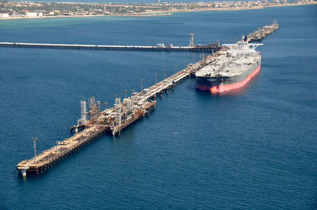 Iran's largest oil terminal export capacity hits 8mbd