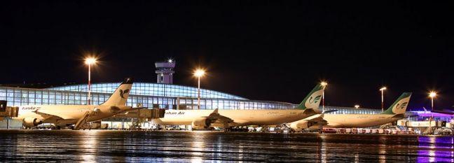 Iran's Airport Traffic Down 4%