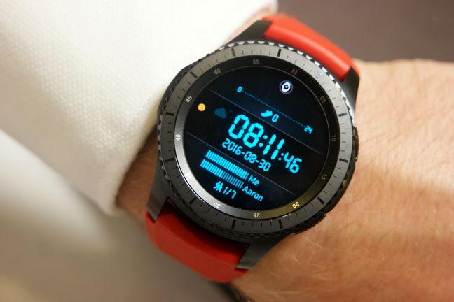 Samsung unveils bigger Gear S3 smartwatches