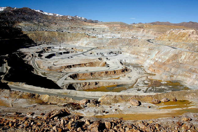 New Projects Boost Iran's Copper Sector