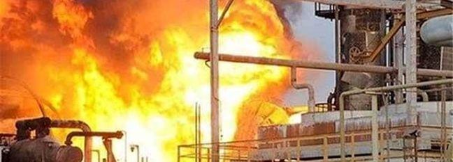 Fire in Kharg Petrochem Co. Kills 2