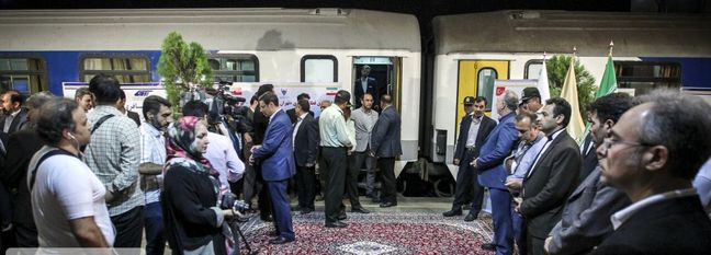 Tehran-Ankara Passenger Train Services Resume